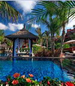 hotel asia gardens thai spa