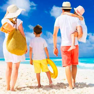 Los mejores hoteles para niños para ir de vacaciones en familia