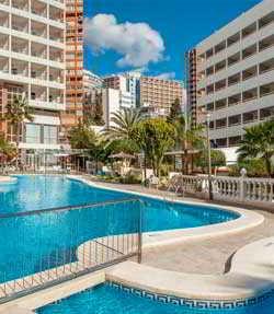 hoteles poseidon resort