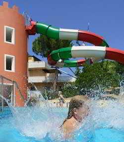 hotel tirreno resort